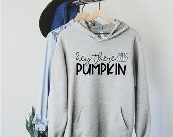 Hey There Pumpkin Hoodie