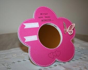 Mirror pink (little pink mirror)