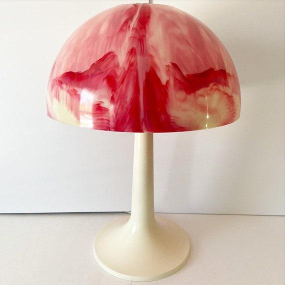1960s Modern Mushroom Lamp by Gilbert