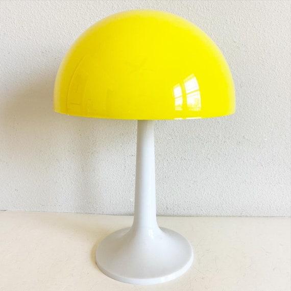 1960s Modern Mushroom Lamp