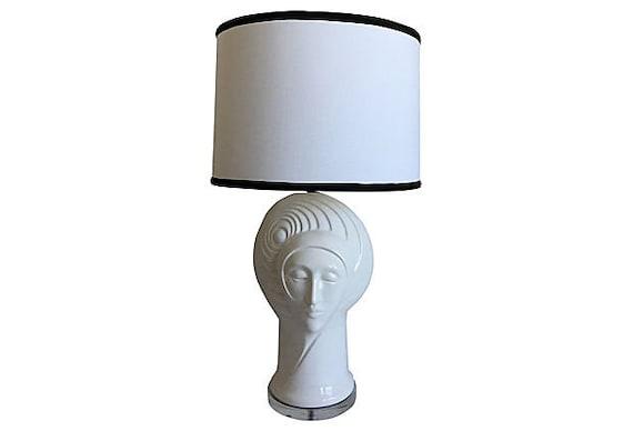 Mid-Century Italian Heads Lamp