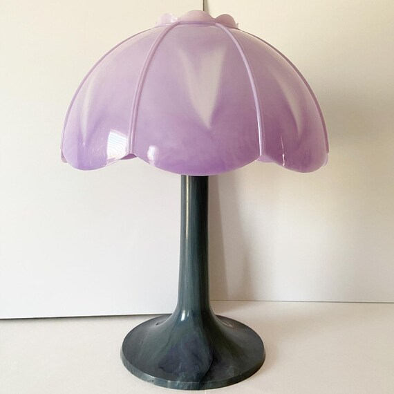 Modern Mushroom Lamp