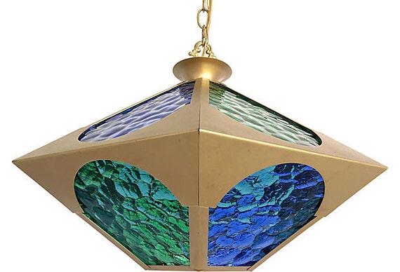 1960s Modern Pendant Light