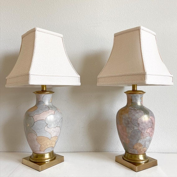 Frederick Cooper Lamps & Shades - a Pair