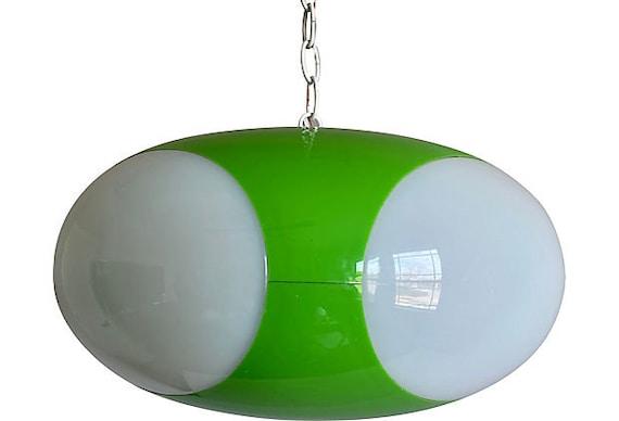 1970s Belgian Pendant Light by Massive