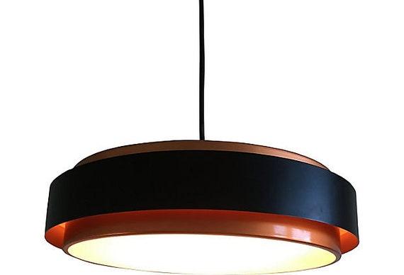 1960s Danish Modern Pendant Light by Fog & Morup