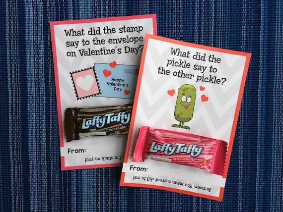 Joke Valentine  Instant Download  Valentine's Day