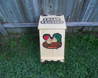 Fresh Vegetables Storage Bin