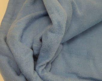 Cotton Knit Tube Fabric - Sweatshirt Weight (2 Yards)