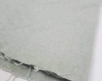 Sea Form Green Polyester Fleece (1/2 Yard)