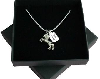 Horse Necklace Etsy