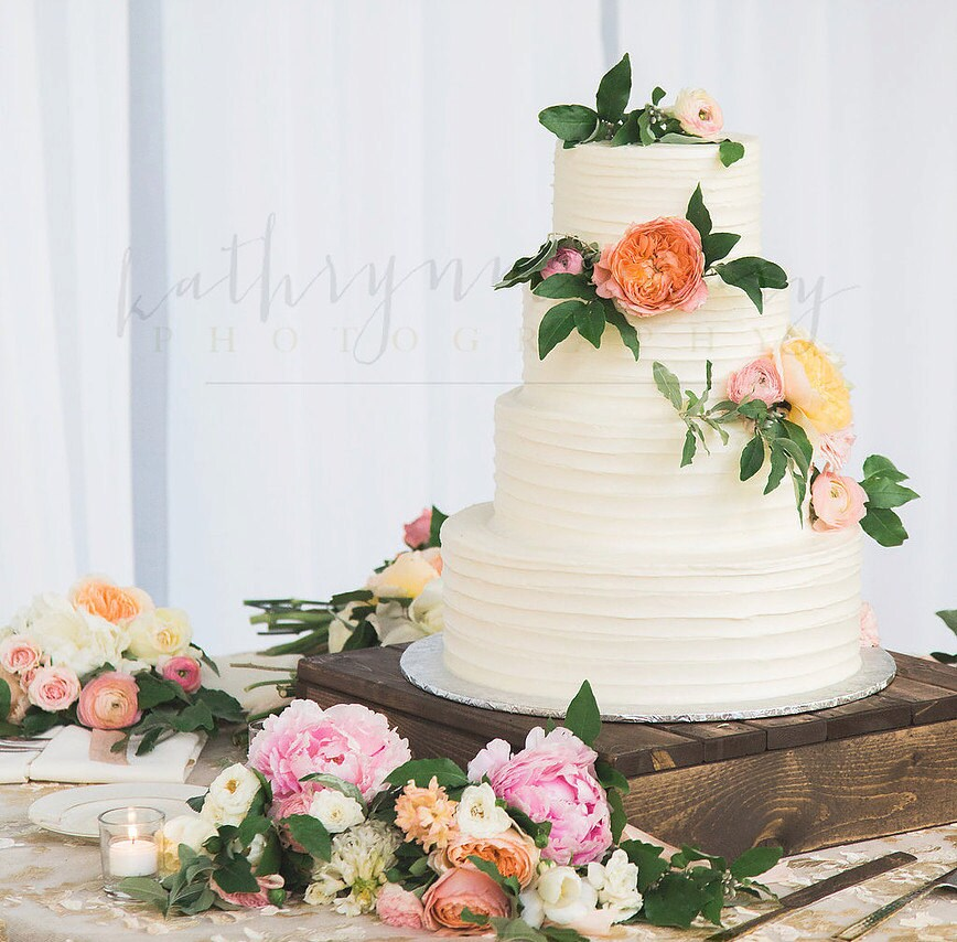 Rustic Wedding Cake Stand Cupcake Wood Centerpiece | Etsy