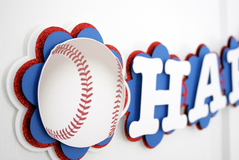 Sports Themed Party Baseball Party Decorations Baseball Birthday Sports Party Decorations Rookie of The Year Theme