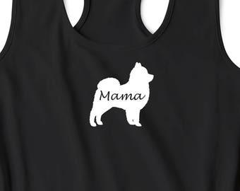 3dd73d92 Pomeranian Mama Tank Top - Pomeranian t shirt dog mom shirt mama shirts  funny gym tank workout tank 489