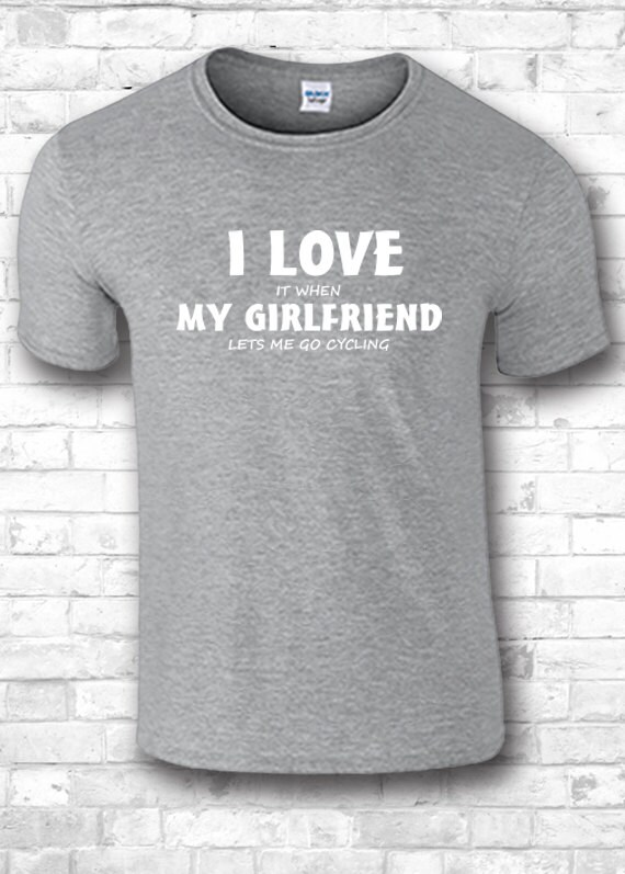 Design T Shirts I Love My Wife It When Lets Me Go