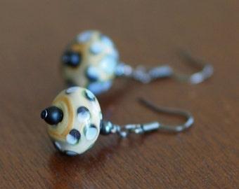 Spots Earrings