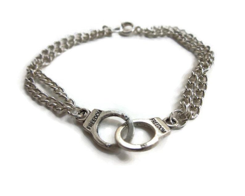 bd451fbaebe3 Plata pulsera manilla, pulsera de la amistad, mejor regalo amigo,  extravagantes joyas de plata