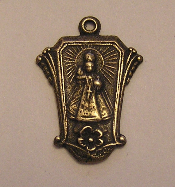 Infant of Prague Medal 1
