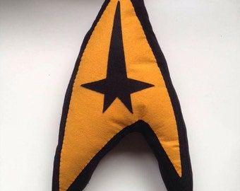 Cushion Star Trek Logo