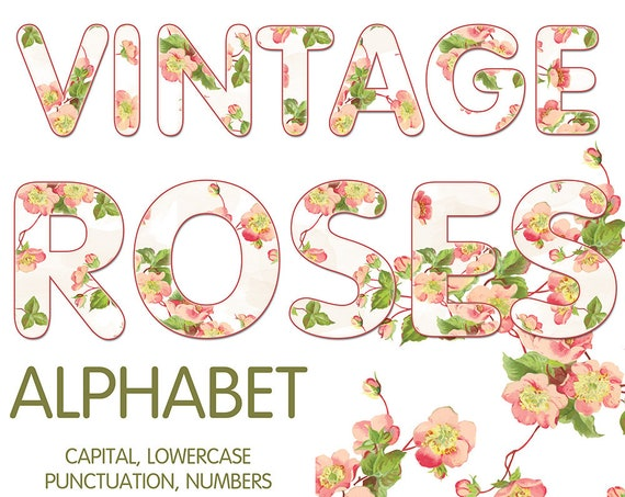 picture about Printable Lettering identified as Electronic Traditional Roses Alphabet, Marriage ceremony Alphabet, Floral Alphabet, Marriage Electronic Lettering, Printable Lettering, Immediate Obtain, #48