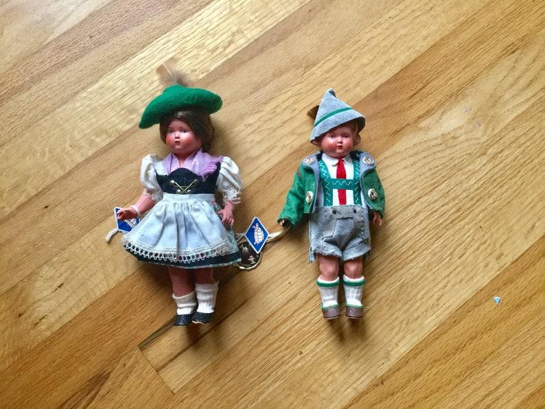 Puppenstuben & -häuser Puppenspielzeug 50er Jahre