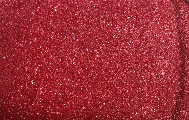 1.2 grams Holographic Red Glitter Powder Refill Bag Nail Art Craft Fine Glitter 7  14  21  28 grams 1  2  3  tbsp