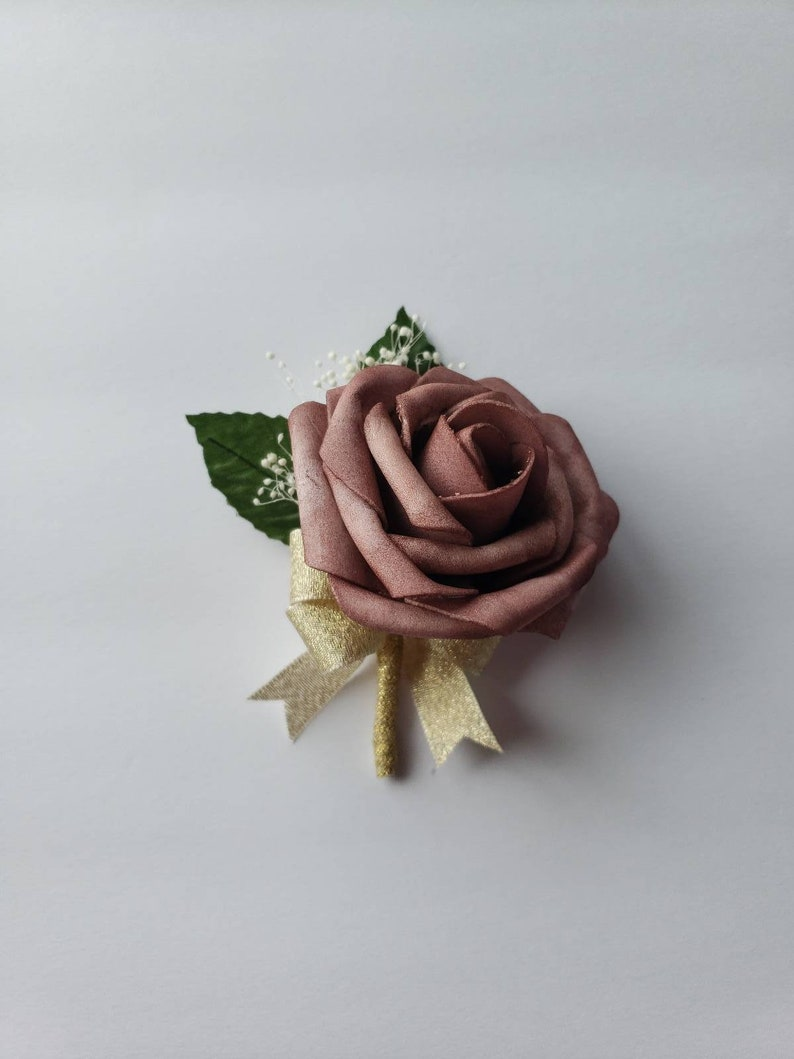 Matching Bouquets Available Available In 25 Colors Peach Pink And Gold Boutonnieres And Corsages Corsages Available In Pin On And Wrist
