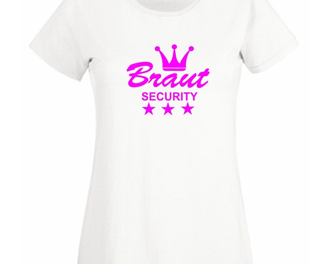 Ironing board young ladies farewell JGA info T-shirt