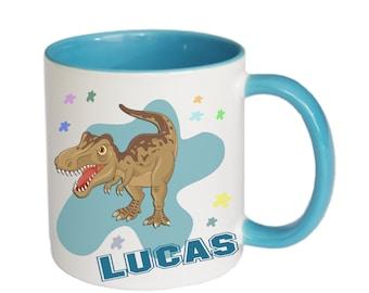 Mug named Dinosaur