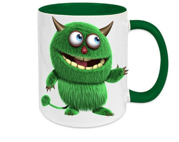 Mug named Monster