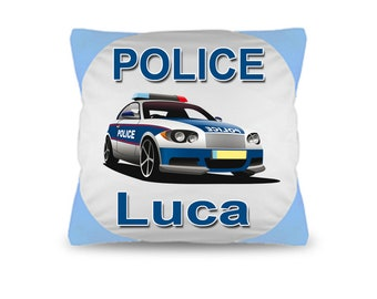 Cuddly pillow called pillows Police wish name