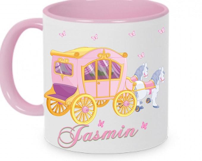 Mug named Princess Carriage