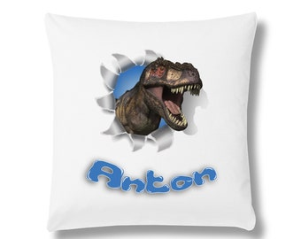 Name Pillow T-Rex dinosaur Monsters