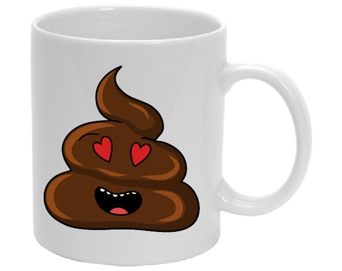Cup with name Emoji Kackhaufen . . . . . . . . . . . . . . . . . . .
