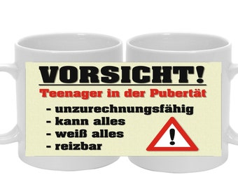 Cup for Teenage Puberty in 2 Variants To choose