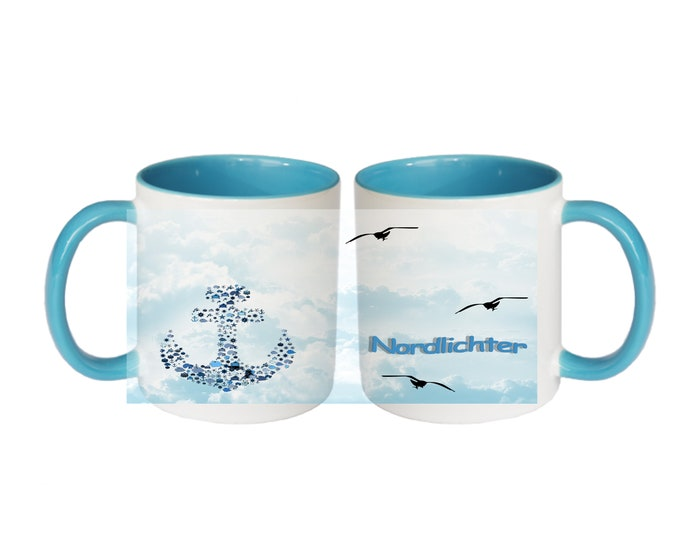 Cup North Water Northern Lights Gift