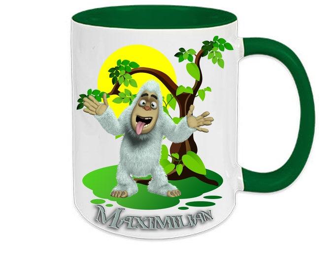 Mug named Monster Jedi