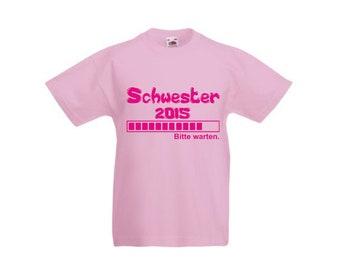 Stedman Kids T-shirt brother, sister, cousin, cousin