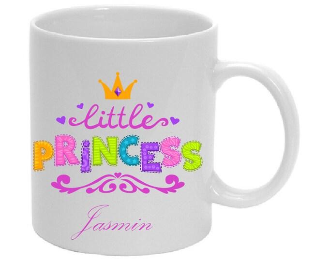 Mug named princesses Little Princess