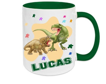 Mug named Dino T-Rex