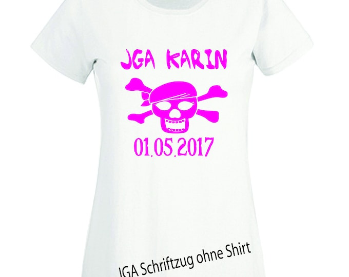 Ironing picture bachelor party JGA Info T-shirt wedding