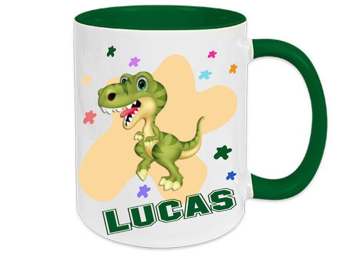 Mug named Dino T-Rex