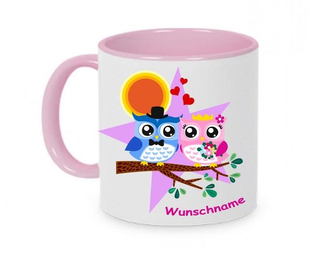 Mug Named Owl Owl