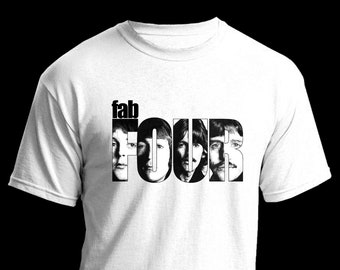 Fab Four T-Shirt