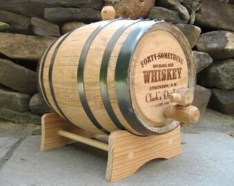Mini Whiskey Barrel Etsy