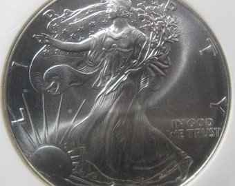 Ngc coin silver   Etsy
