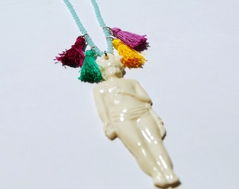 Ex voto baby Necklace