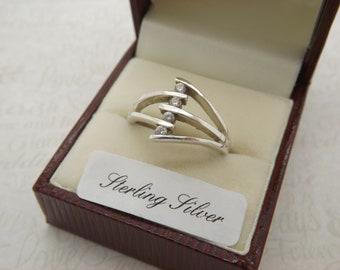 Multistone Rings   Etsy UK