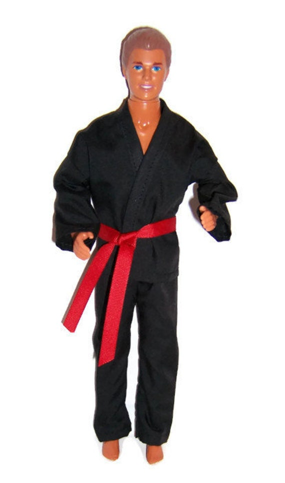 Sexy karate outfit the