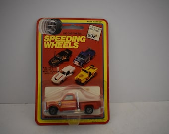 Woolworth Speeding Wheels California Sneaky Pete Pick-Up Truck Late 70's MOC
